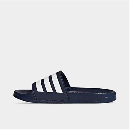 Adidas Originals Sandals ADIDAS MEN'S ESSENTIALS ADILETTE CLOUDFOAM SLIDE SANDALS