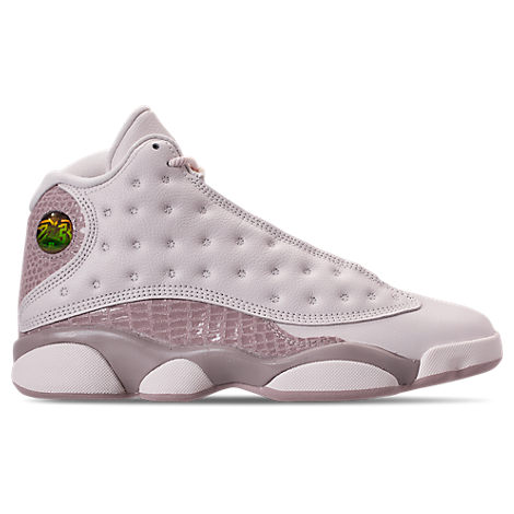 WOMEN'S AIR JORDAN RETRO 13 BASKETBALL SHOES, PINK