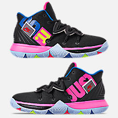 96258402b98a Boys  Big Kids  Nike Kyrie 5 Basketball Shoes