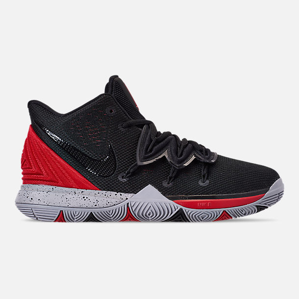 newest 65225 db2b3 Boys' Big Kids' Nike Kyrie 5 Basketball Shoes