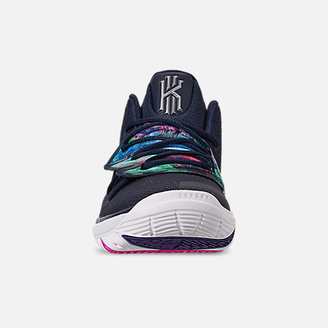 purchase cheap 48808 e535d Front view of Boys  Little Kids  Nike Kyrie 5 Basketball Shoes in Multi  Color