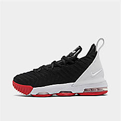 Boys' Big Kids' Nike LeBron 16 Basketball Shoes