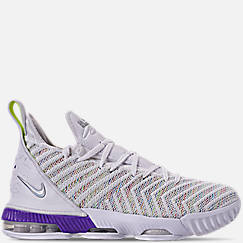fee812d5c6b2e Boys  Big Kids  Nike LeBron 16 Basketball Shoes