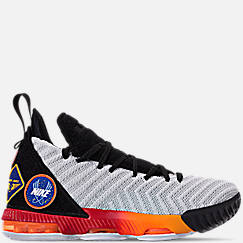 online store cd20c dea93 Boys  Big Kids  Nike LeBron 16 Basketball Shoes