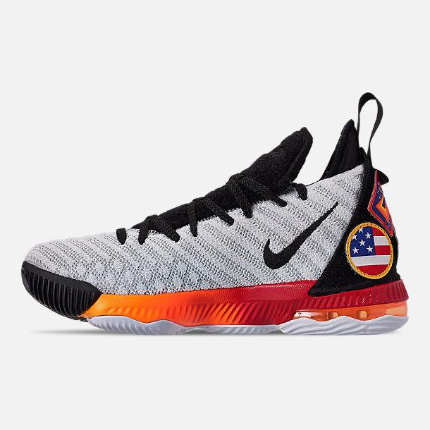 pretty nice e22c1 f65a3 Boys' Big Kids' Nike LeBron 16 Basketball Shoes
