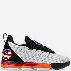 reputable site 37ea5 27e3d Boys  Little Kids  Nike LeBron 16 Basketball Shoes