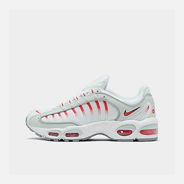 Right view of Men's Nike Air Max Tailwind IV Casual Shoes in Ghost Aqua/Red Orbit/Wolf Grey