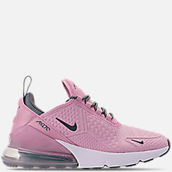 Girls' Grade School Nike Air Max 270 SE Casual Shoes