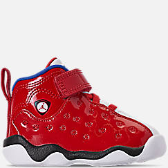378a7394461 Boys' Toddler Jordan Jumpman Team II Basketball Shoes