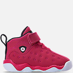 Girls' Toddler Jordan Jumpman Team II Basketball Shoes