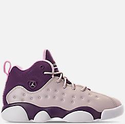 Girls' Little Kids' Jordan Jumpman Team II Basketball Shoes