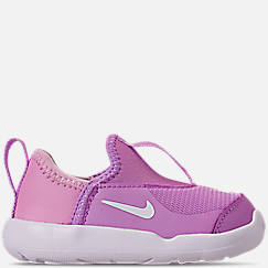 Girls' Toddler Nike Lil' Swoosh Running Shoes