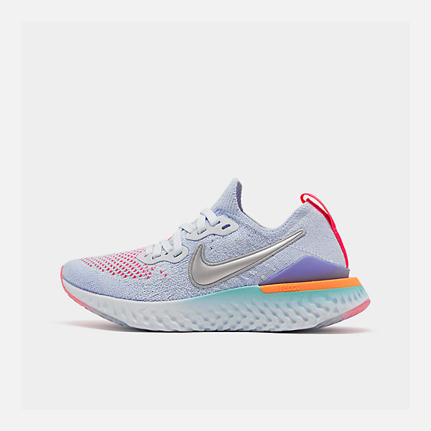 innovative design 8405c fefe4 Girls' Big Kids' Nike Epic React Flyknit 2 Running Shoes