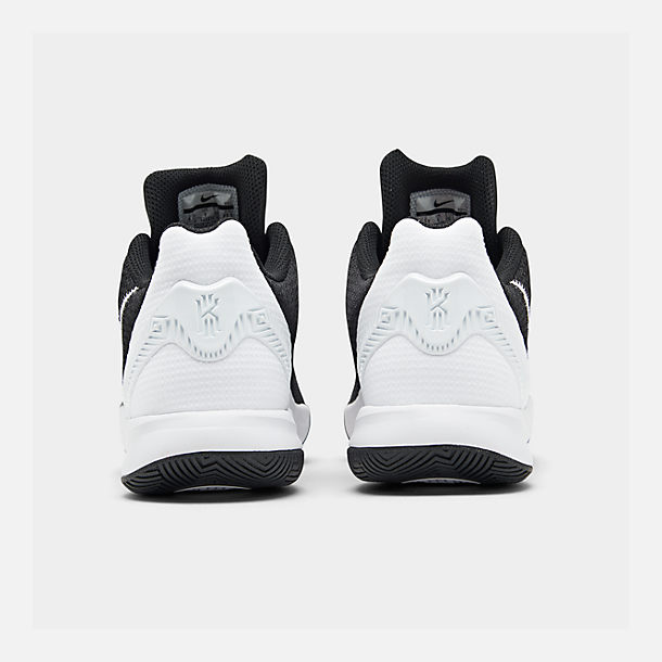18dc9121b13 Left view of Boys  Big Kids  Nike Kyrie Flytrap II Basketball Shoes in Black