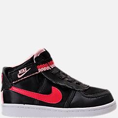 Girls' Toddler Nike Vandal Heart Casual Shoes