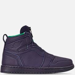 Women's Air Jordan 1 High Zip Casual Shoes