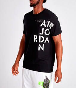 fd0eae917bd Men's Jordan Shirts & Air Jordan T-Shirts | Finish Line