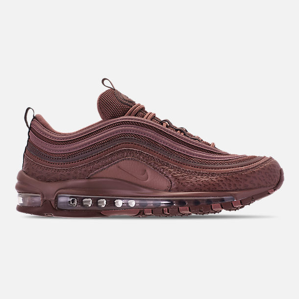 official photos 6eba4 42ff8 Right view of Men s Nike Air Max 97 SE Casual Shoes in Mahogany Mink Smokey