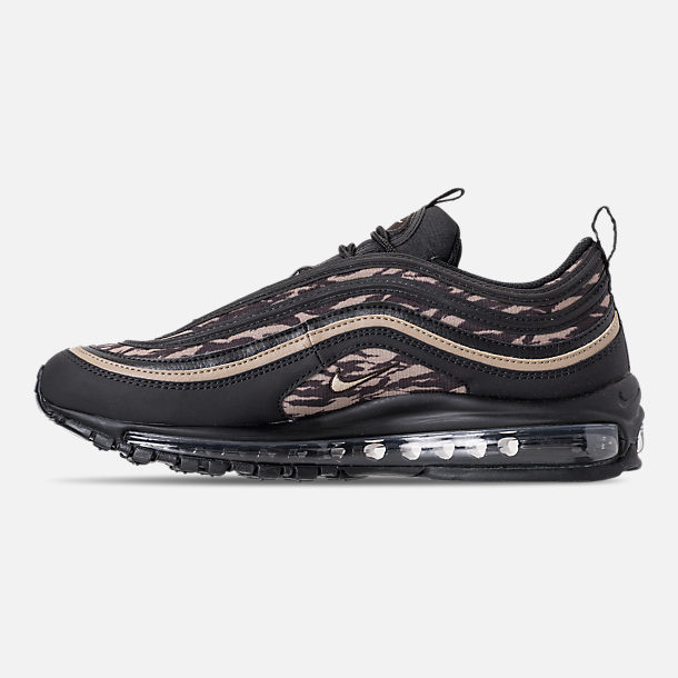 Left view of Men's Nike Air Max 97 Casual Running Shoes