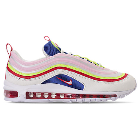 WOMEN'S AIR MAX 97 SE CASUAL SHOES, PINK