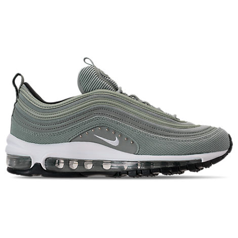 WOMEN'S AIR MAX 97 SE CASUAL SHOES, GREEN