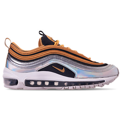 09549cdab209 Light and breathable upper Welded overlays are a direct callout to the original  Air Max 97 ...