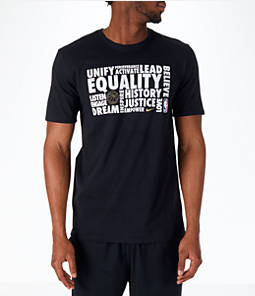 Men's Nike NBA Black History Month T-Shirt Product Image