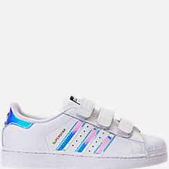Girls' Little Kids' adidas Superstar Casual Shoes