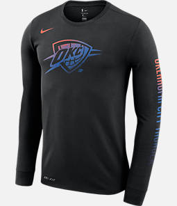 best sneakers 12555 84a62 Oklahoma City Thunder Clothing & Gear | Finish Line