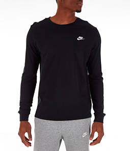 Men's Nike Futura Long-Sleeve T-Shirt