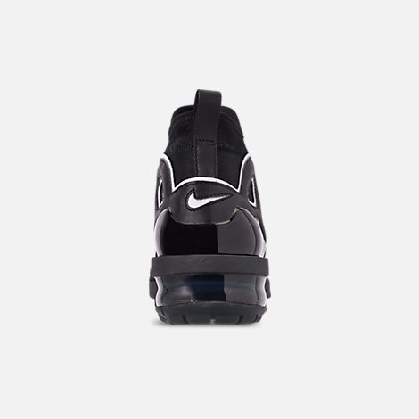 Back view of Women's Nike Airquent Casual Shoes in Black/Black/Black