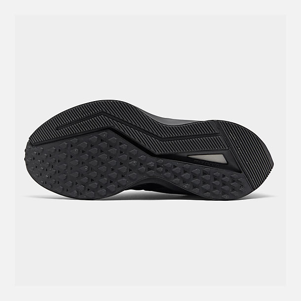 391468e8e456a Bottom view of Men s Nike Air Zoom Winflo 6 Running Shoes in Black Black