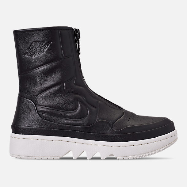 hot sale online 6a7bc 988ce Right view of Women s Air Jordan 1 Jester XX Casual Shoes in Black Sail