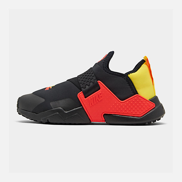 4d245ffd7bf04 Right view of Big Kids  Nike Huarache Extreme SE JDI Casual Shoes in Black
