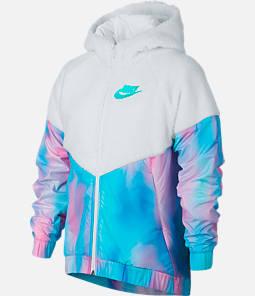 Girls' Nike Windrunner Sherpa Full-Zip Jacket