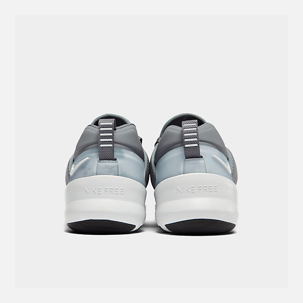 744837d3636c56 Left view of Men s Nike Free X Metcon 2 Training Shoes in Cool Grey Pure
