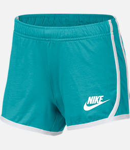 Girls' Nike Sportswear Jersey Shorts