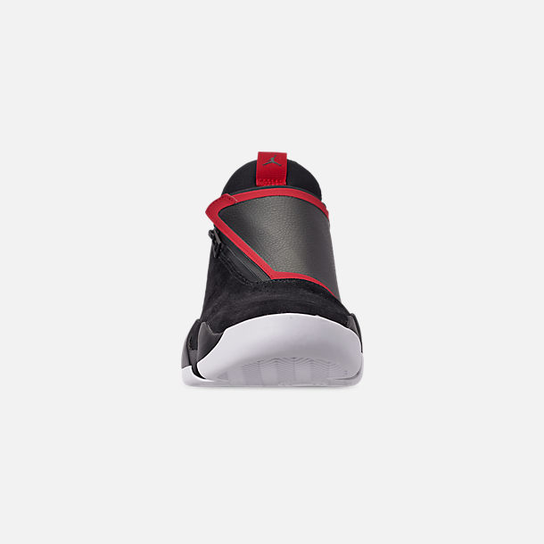 Front view of Men's Jordan Jumpman Z Basketball Shoes