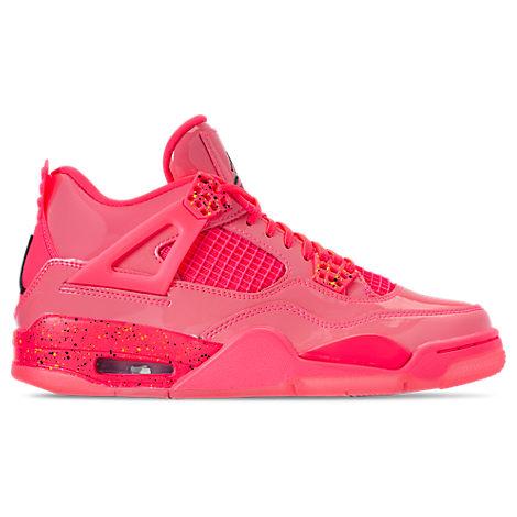 59e37c94500fb1 ... reduced nike womens air jordan retro 4 nrg basketball shoes pink a3274  4facb