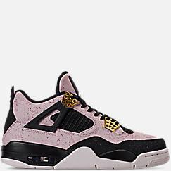 Women's Air Jordan Retro 4 Basketball Shoes