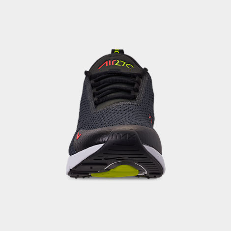 Nike Pre School Air Max 270 (White | Black | Laser Fuchsia | Volt)