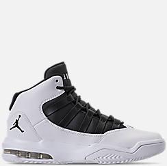 Boys' Grade School Air Jordan Max Aura Basketball Shoes