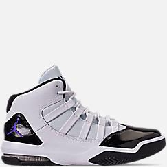 Boys' Big Kids' Air Jordan Max Aura Basketball Shoes