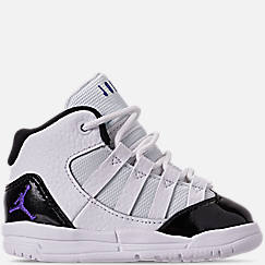 Boys' Toddler Jordan Max Aura Basketball Shoes