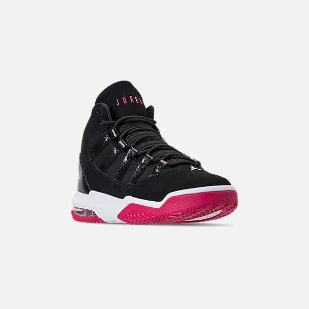 buy popular bd873 c30d7 Girls' Big Kids' Jordan Max Aura Basketball Shoes