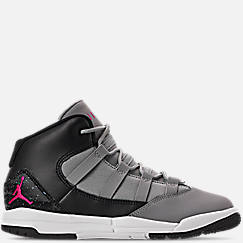 Girls' Little Kids' Jordan Max Aura Basketball Shoes