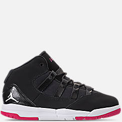 Girls' Preschool Jordan Max Aura Basketball Shoes