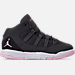 Anthracite/Pink Foam/Black/White