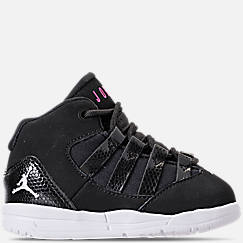 Girls' Toddler Jordan Max Aura Basketball Shoes