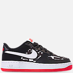 Big Kids' Nike Air Force 1 JDI Print Casual Shoes